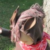 A Quick, Easy and Inexpensive DIY Kids Horse Costume