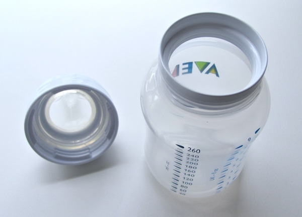 Avent adapter ring helps prevent leaks
