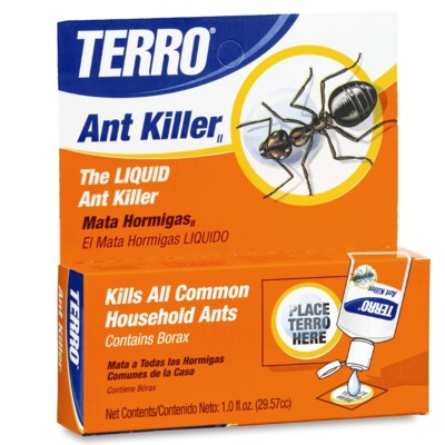 Terro kills carpenter ants
