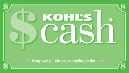20% Off $100 + Kohl's Cash + Free Shipping