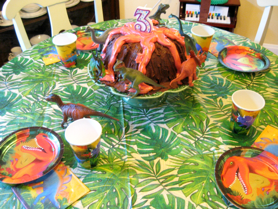 Dinosaur Birthday Decoration Dinosaur 1st Birthday Decorations