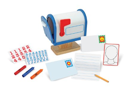 My Own Mailbox Set by Melissa and Doug