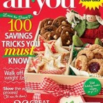 All You Magazine - Dec 2011 Stick to Your Holiday Budget: Food