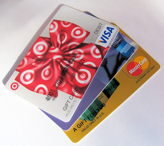 How to spend the last few cents left on prepaid debit cards