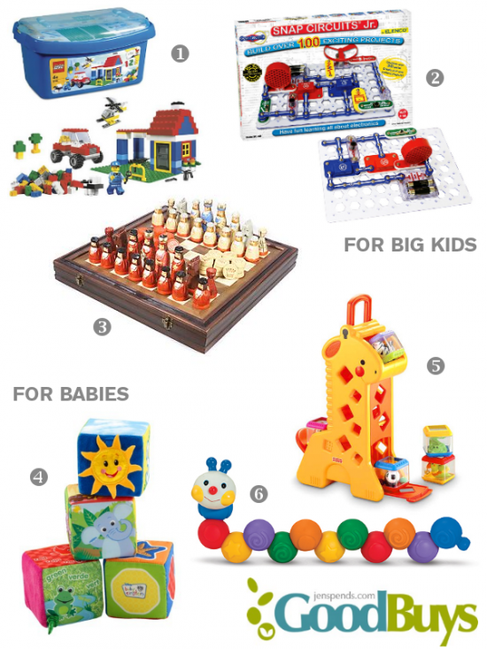 Good Buys: Toys for kids