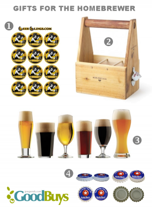 Homebrew craft beer gift ideas guide