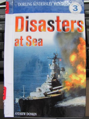 Disasters at Sea book