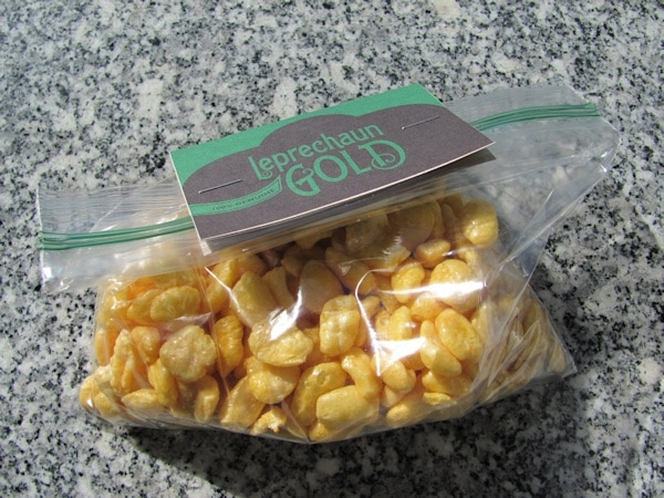 corn pops leprechaun gold