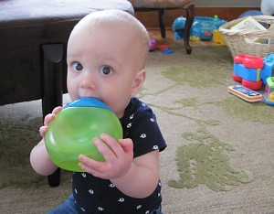 Boon Fluid sippy cup review