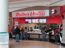 Boston Market at Destiny USA food court