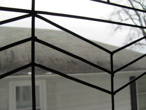 Faux solder with Gallery Glass liquid leading