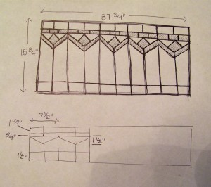 Designing Leaded Glass Windows