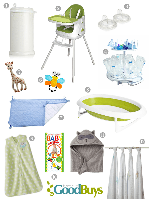 Good Buys: Favorite Baby Products and How I Saved