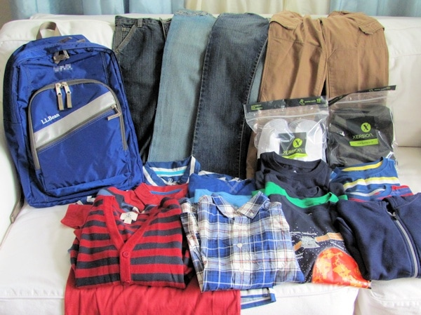 7 Ways to Stretch Your Back to School Clothes Budget