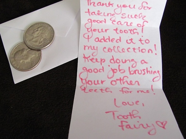 What S The Going Rate For The Tooth Fairy Jen Spends Less